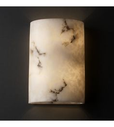 Justice Design LumenAria Ada Large Cylinder Wall Sconce FAL-8858 #lighting