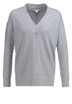 GAP BROOKLYN - Neule - heather grey - Zalando.fi