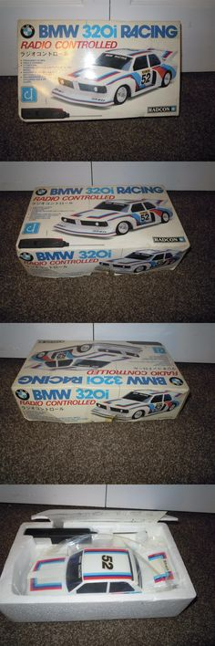 Remote-Controlled Toys 84912: Bmw 320I Racing Radio Controlled Toy Car Rare Collectible Model-New!! Vintage -> BUY IT NOW ONLY: $95 on eBay!