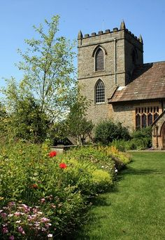 St Mary's Church, Kettlewell, Upper Wharfedale, #Yorkshire_Dales National Park, #England.