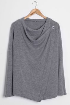 Cupshe Anywhere With You Asymmetric Top