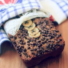 Oatmeal Peanut Butter Chocolate Chip Banana Bread (vegan, gluten free) - Baker Bettie Just be sure all your ingredients are gf and these are safe to eat=glutenfree, dairy free, soy free!!!