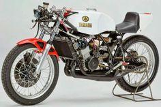 Ow16 aka TZ 350 fantastic race bike