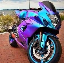 Risultati immagini per sport motorcycles Bugatti Motorcycle, Ninja Motorcycle, Purple Motorcycle, Custom Paint Motorcycle, Custom Sport Bikes, Suzuki Motorcycle, Sport Motorcycles, Tourer Motorcycles, Motorcycles For Women