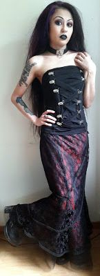 Outfit for Ministry concert