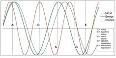 """Rapid Cycling and Mixed States as """"Waves"""""""
