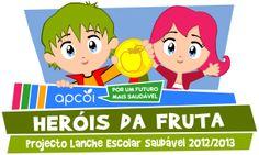 APCOI lança 2ª edição do projecto «Heróis da Fruta» para prevenir obesidade infantil nas escolas