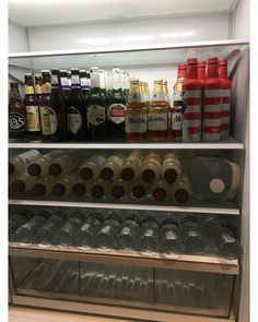 Our guest house #Subzero is stocked to accommodate anyones preference. Would you like a #water #Beer or maybe a #Bai coconut water? #Cheers