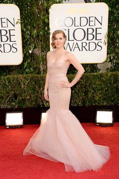 Golden Globe Awards 2013: Celebrity Bridal Style
