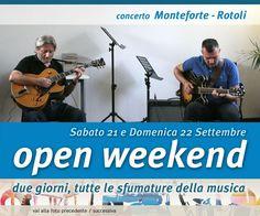 La recensione del concerto Giovanni Monteforte, Andrea Rotoli