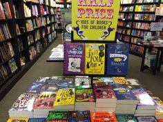 Covent Garden Waterstones!