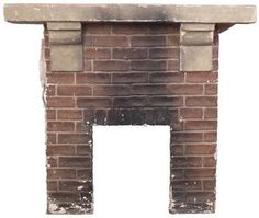 How To Clean Fireplace Soot From Brick For The Home Pinterest Fireplaces Bricks And Cleanses