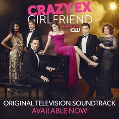 Celebrate Crazy Ex-Girlfriend's soundtrack release by catching up on all of the show's music videos (so far): on.cwtv.com/CXGvids Crazy Ex Girlfriends, Soundtrack, Good Movies, Movies And Tv Shows, Movie Tv, Music Videos, Films, Celebrities, Movie Posters