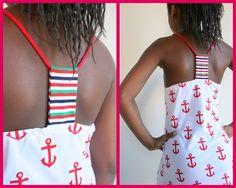 Leuk idee achterkant kleedje
