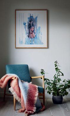 Kom med indenfor i Creative Director Nanna Søbirks vinterhjem
