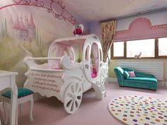 Mood Interiors Yorkshire | Princess Bedroom Portfolio | Interior Design by Paula Rist