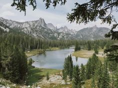 Posted a story from the last few days in Oregon's eagle cap wilderness