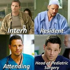 Alex is my favourite character! I really like the way his character has progressed season by season❤️ Alex is my favourite character! Greys Anatomy Funny, Greys Anatomy Facts, Grays Anatomy Tv, Grey Anatomy Quotes, Greys Anatomy Alex Karev, Grey's Anatomy Tv Show, Justin Chambers, Greys Anatomy Characters, Grey Quotes