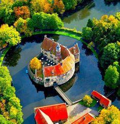 Castillo de Vischering, Alemania