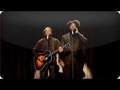 Black Simon and Garfunkel Sing One Direction (9/12/12)