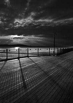 Boardwalk sunrise
