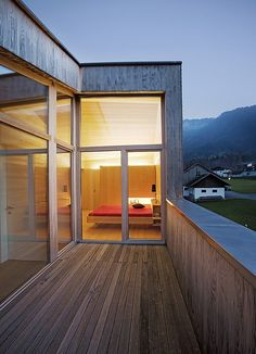 Beautiful Home Located at the Foot of the Alps: House Haller