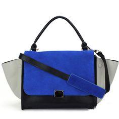 Retro matte ear portable bag of mixed colors
