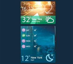 20 Mobile User Interface Design for Your Inspiration #clearui #ios7