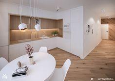 10 Inspiring Modern Kitchen Designs – My Life Spot Kitchen Room Design, Kitchen Cabinet Design, Modern Kitchen Design, Home Decor Kitchen, Interior Design Kitchen, Kitchen Ideas, Modern Kitchen Interiors, Interior Modern, Small Apartment Interior