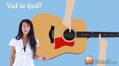 Vad är ljud? (Fysik) - Studi.se Music Instruments, Musical Instruments