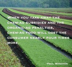 Isn't it time we stop Monsanto & Big Ag?