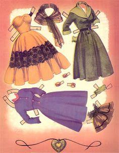 Bonecas de Papel: Juliet Jones-clothes 1