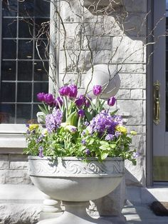 48 fresh beautiful spring garden landscaping for front yard and backyard ideas - Homekover