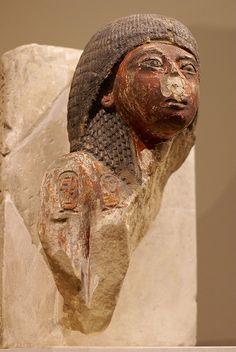 Figure of the Vizier Paser, Egypt, 13th century B.C.