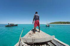 Boats at Mnemba Island, Tanzania - Christian Aslund/Getty Images