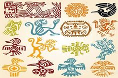 - mexican symbols Mexican symbols-line drawings in color. Can use for Mexican tin art inspiration.Mexican symbols-line drawings in color. Can use for Mexican tin art inspiration. Art Chicano, Chicano Tattoos, Art Tribal, Illustration Vector, Animal Illustrations, Tin Art, Mexican Folk Art, Art Design, Free Vector Art