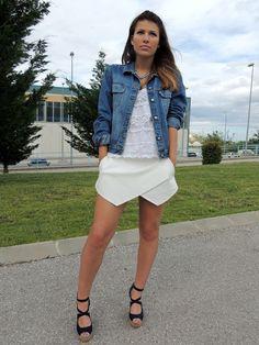 2013 Falda pantalon:Zara:New