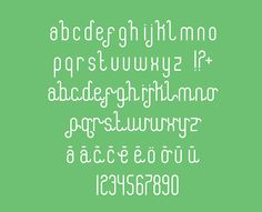 Gelato Typeface on Behance