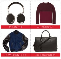 Valentine's gift ideas for him, inspired by the six It Couples featured in Vogue's February issue.