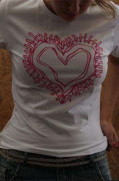 love_shirt by fabíolamorais