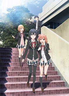 Yahari Ore no Seishun Love Comedy wa Machigatteiru. Zoku - MyAnimeList.net