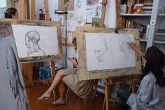 Pics from the Portrait Workshop – July 2013