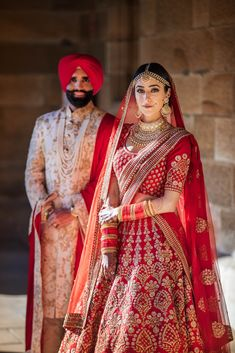 Karen and Sunny's epic, festive Punjabi wedding in Sydney took place over multiple days. We can't forget that stunning Sabyasachi lehenga of course! Indian Bridal Lehenga, Indian Bridal Outfits, Indian Bridal Fashion, Indian Bridal Wear, Bridal Dresses, Couple Wedding Dress, Wedding Couples, Indian Wedding Couple Photography, Bridal Lehenga Collection