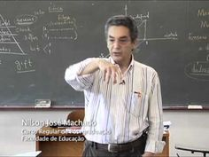 Cursos USP - Tópicos de Epistemologia e Didática - Aula 11 (2/2) Nesta aula, o professor Nilson José Machado continua a explicação sobre o valor do conhecimento. Ele fala sobre a dimensão da dádiva e as relações com o mercado de trabalho.