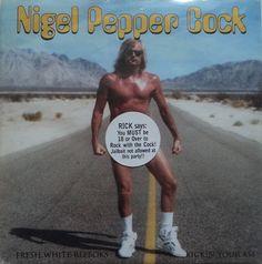 Nigel Pepper Cock - Fresh White Reeboks Kickin Your Ass (Vinyl) at Discogs
