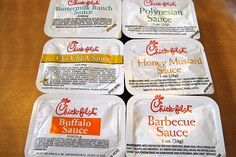 Amber's Recipes: Two Chick-Fil-A Sauces -- Honey Roasted BBQ Sauce and Chick-Fil-A Sauce