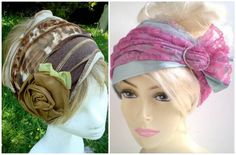 Head Wraps for Short Hair | ... Head Wraps for Summer 2013 24 Stylish Hairstyles with Scarves & Head