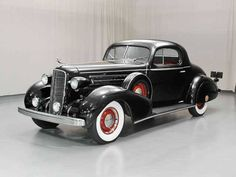 1936 Cadillac 30/60 Coupe