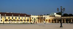 https://flic.kr/p/MGfgQV   Vienna   Schönbrunn Palace, the former imperial summer residence of the Hapsburgs, features 1,414 rooms. In 1569, Holy Roman Emperor Maximilian II purchased a large floodplain of the Wien River beneath a hill where a former owner, in 1548, had erected a mansion called Katterburg. During the next century, the area was used as a hunting and recreation ground. After the death of her husband, Ferdinand II, Eleonora Gonzaga added a palace to the Katterburg mansion…
