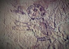 Significant petroglyphs :: El Libertario Ancient Aliens, Ancient History, Hopi Indians, Ometepe, Faux Painting, Rock Art, Ufo, Egyptian, Native American